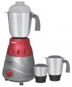 Inalsa Jazz Dx 780-Watt Mixer Grinder with 3 Jars