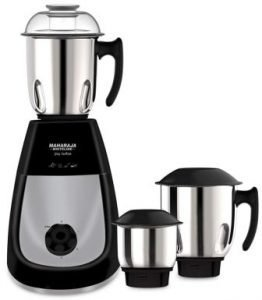 Maharaja Whiteline Joy Turbo 750-Watt Mixer Grinder with 3 Jars is the best mixer grinder under 2500