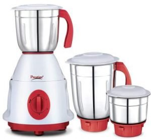 Prestige Perfect 750-watts Mixer Grinder with 3 Jars