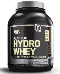 Optimum Nutrition (ON) Platinum Hydro Whey Protein Isolate